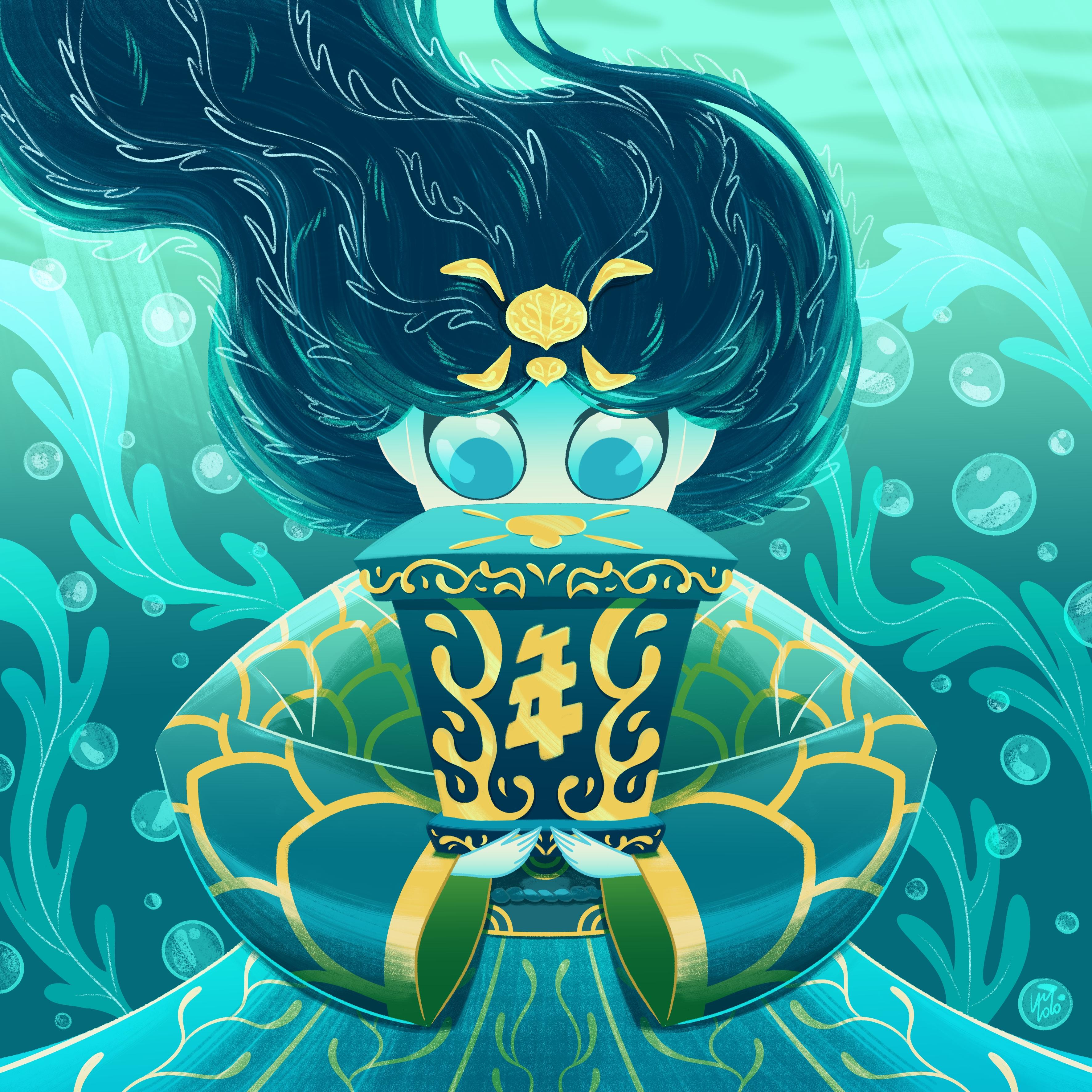 OTOHIME :: URASHIMA TARO